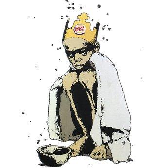 """""""A volte mi sento così ammalato per le condizioni del mondo tanto che non riesco a finire la mia seconda torta di mele"""""""