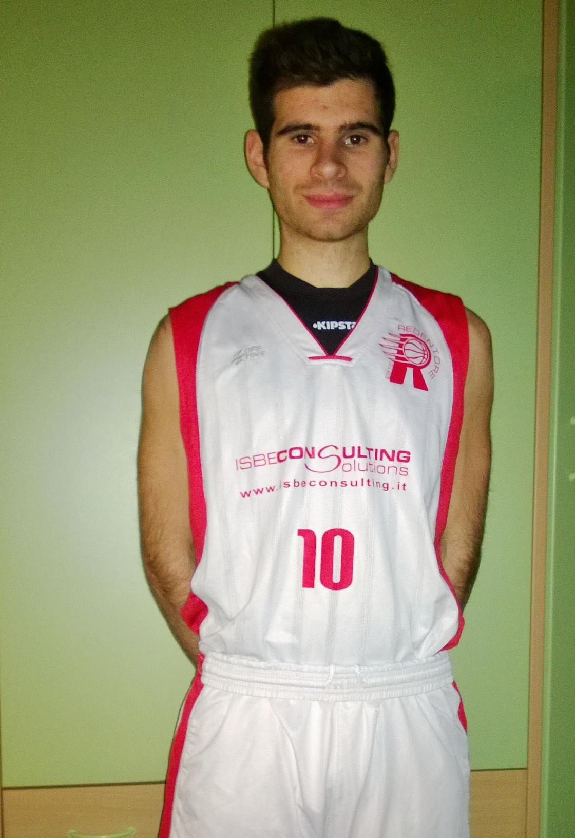 Luca Romito, l'ex della partita