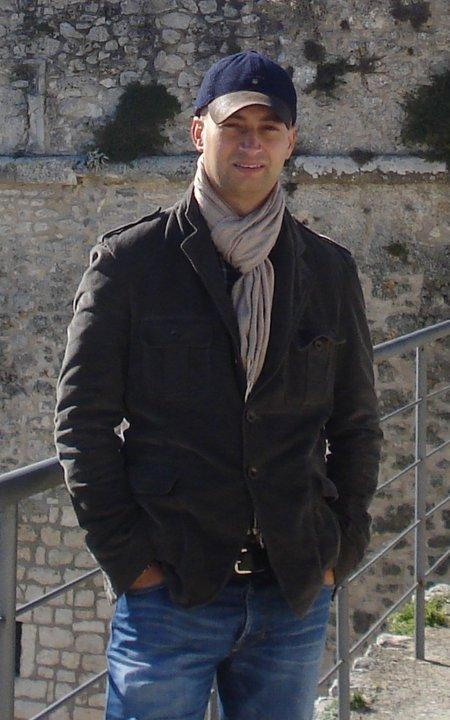 Andrea Dalla Valle, 38 anni, nuovo consigliere IdV di Este