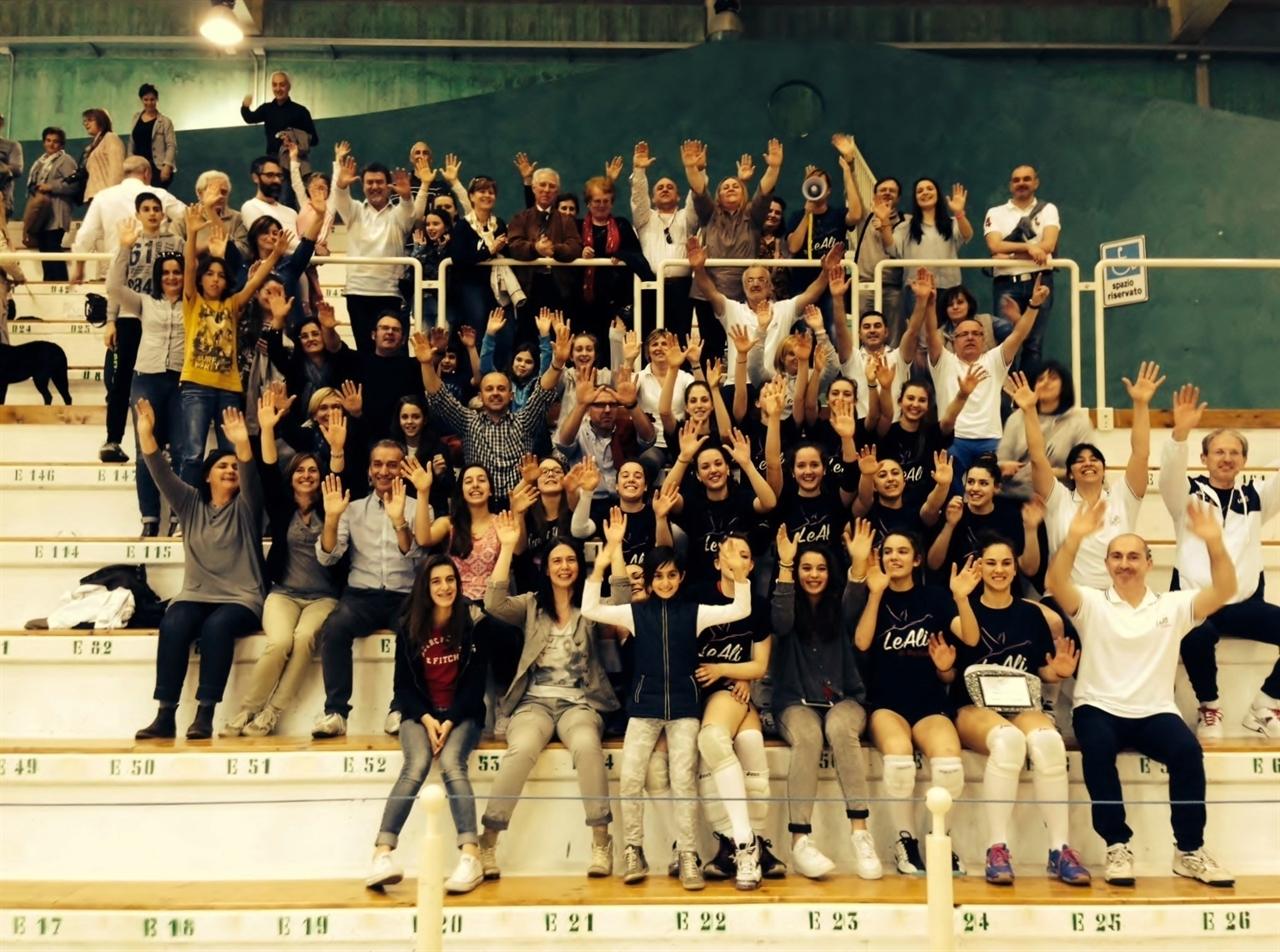 Under16_Volley_Project_Campionesse_Provinciali_2
