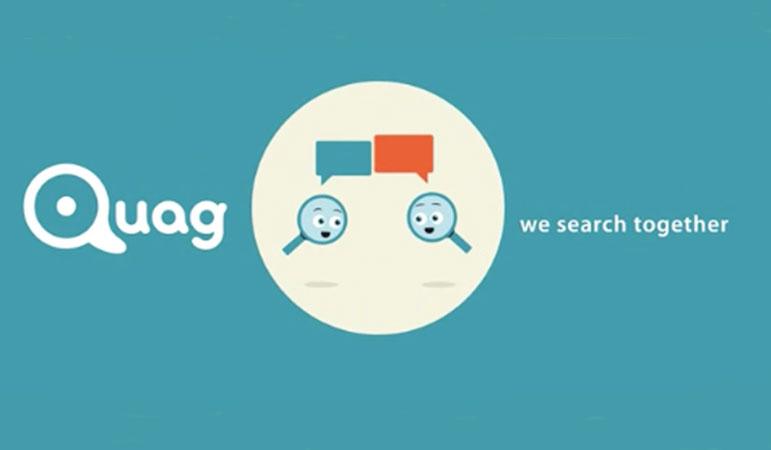 Il motto del social network Fonte:http://www.kiver.com/