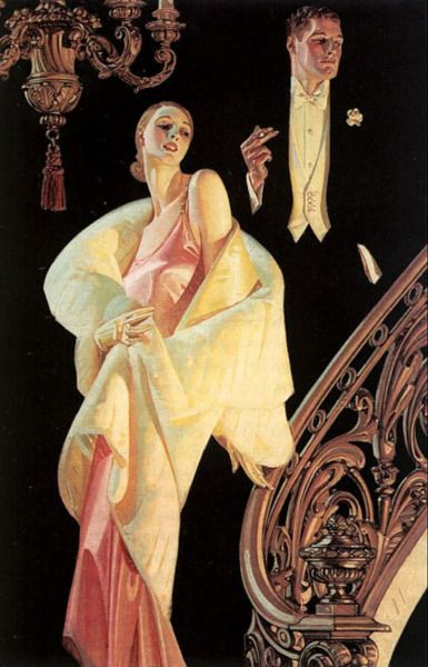 couple-descending-a-staircase-j-c-leyendecker-1932-1361212070_b