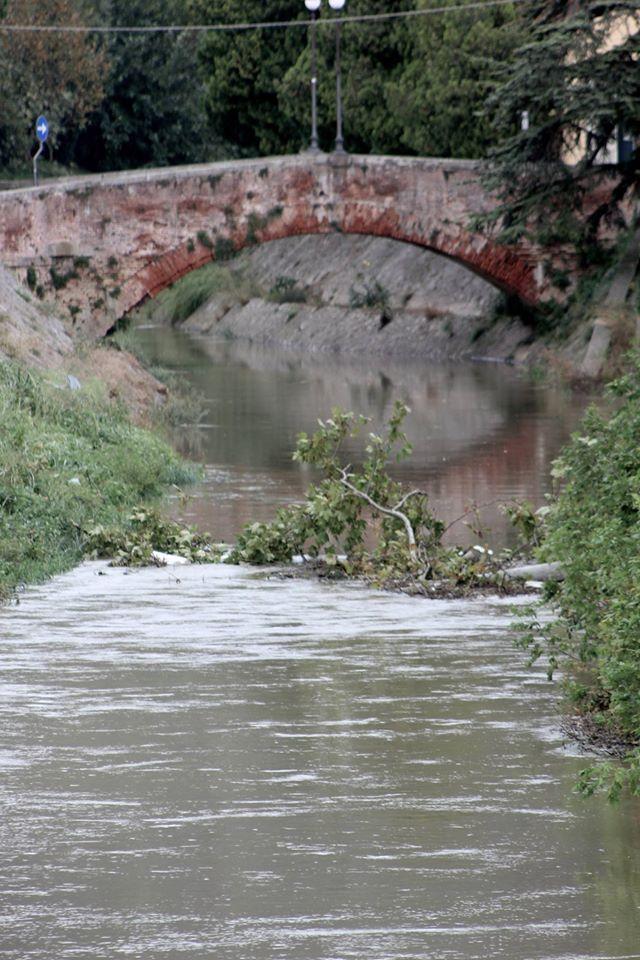 Il ponte della Girometta (foto di redazione)