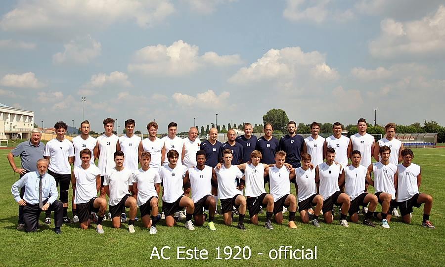 Fonte foto: pagina Facebook ufficiale dell'AC Este 1920