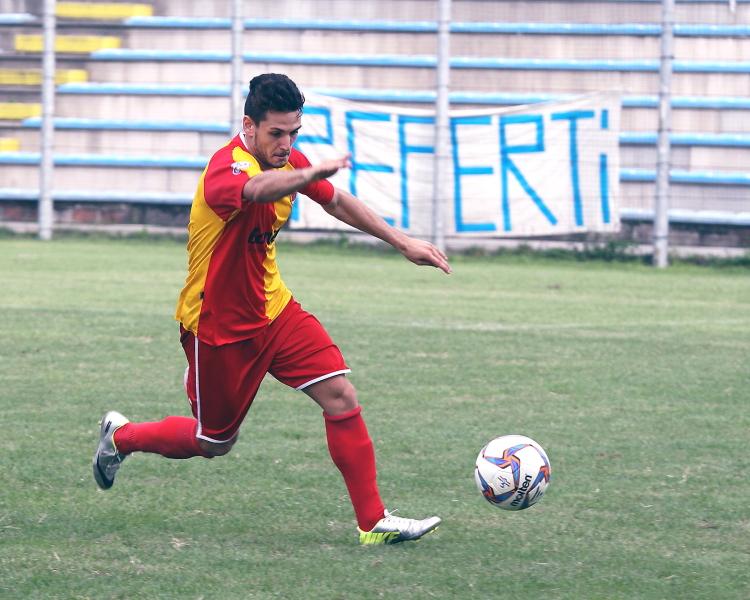 Andrea Beghetto, calcio Este