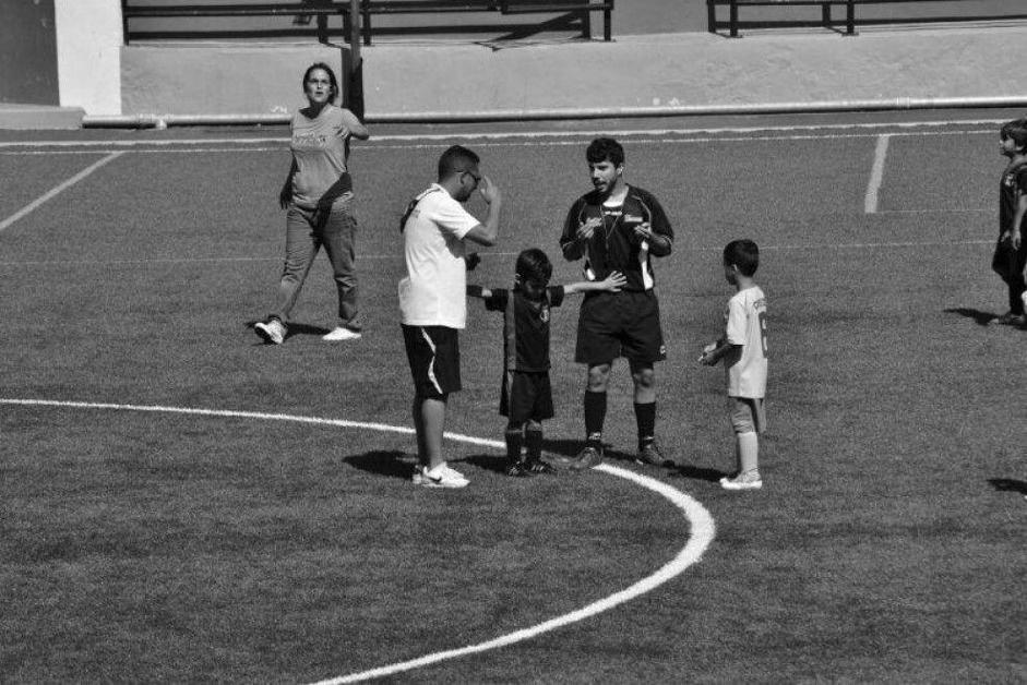genitori sport