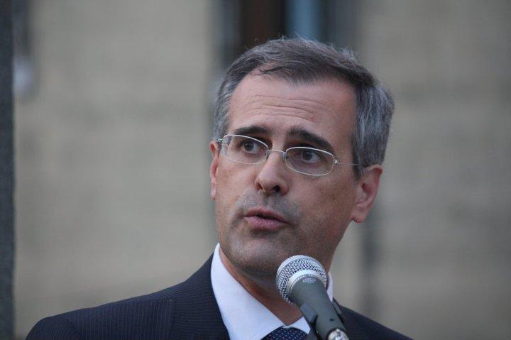 (Il sindaco di Este, Giancarlo Piva. Foto: spi.veneto.it)