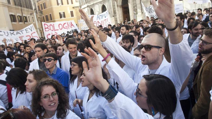 (Foto: Mauro Scrobogna/LaPresse)