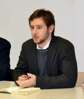 Vittorio Ivis, segretario del Pd di Monselice (Fonte foto: pdmonselice.blogspot.com)