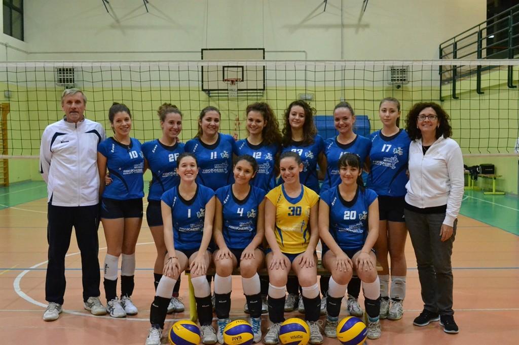 ( Terza Divisione Femminile)   ( Fonte foto: http://www.visionvolley.it/