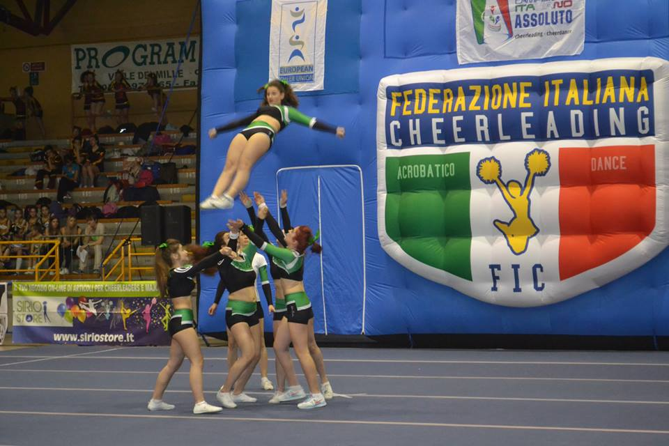 (fonte: Cheer School Click)