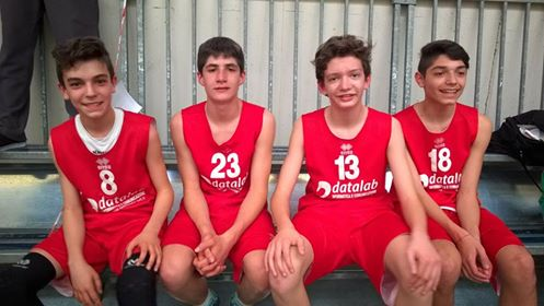 Monselice Basket Beavers Join The Game 2015