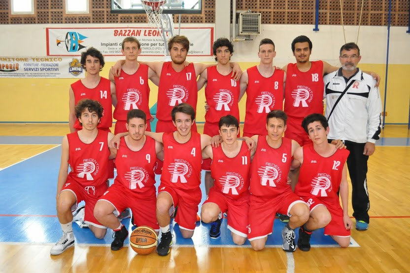 Under 19 Gold 2014-2015 Redentore Basket