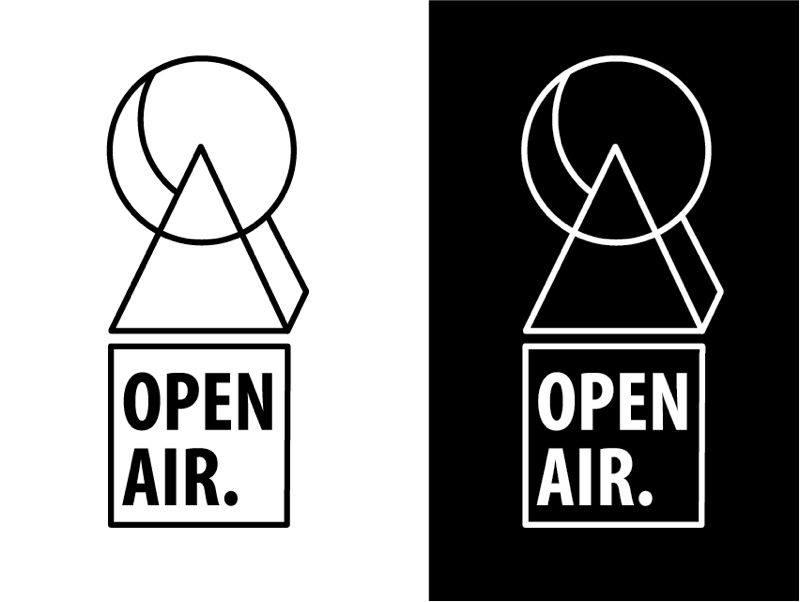 (Il logo ufficiale di OpenAir)