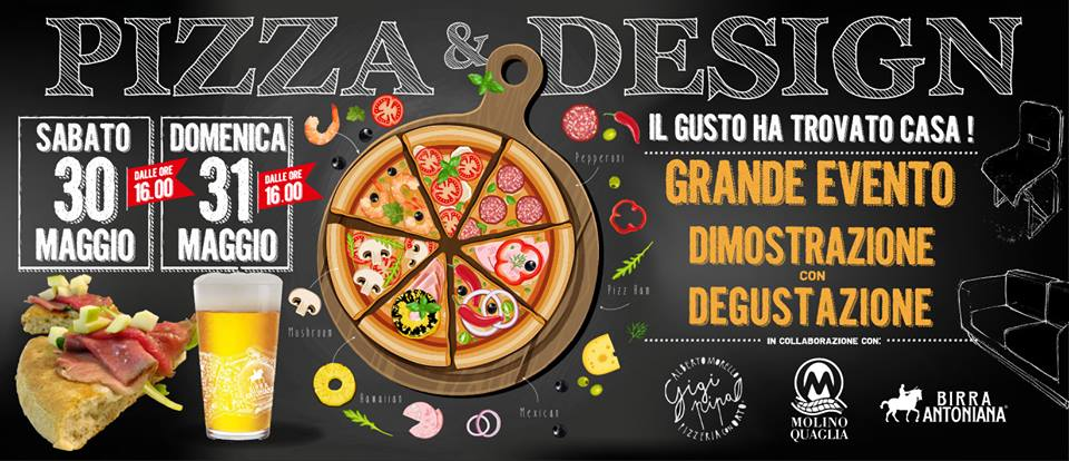 pizza & design domina