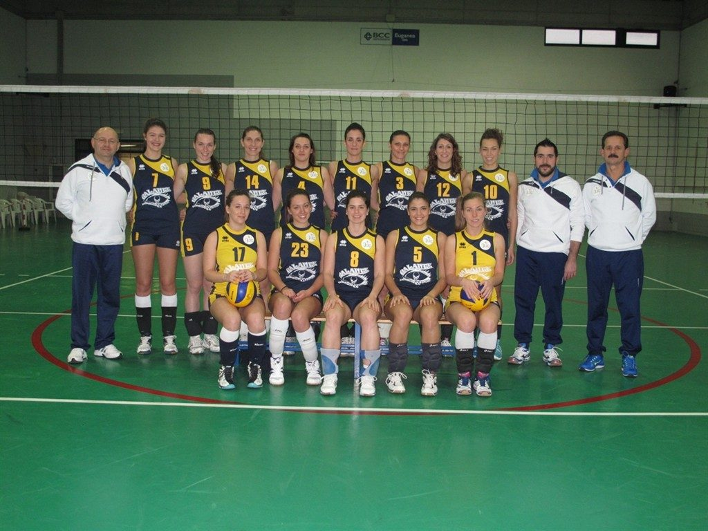 Serie C femminile Vision Volley (Fonte foto: www.visionvolley.it