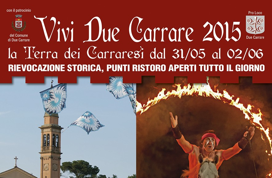 vivi due carrare 2015