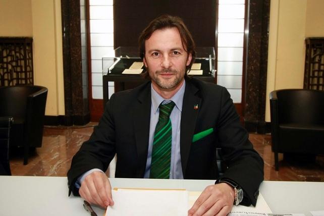 (Tiberio Businaro, unico eletto della Bassa Padovana in Consiglio regionale)