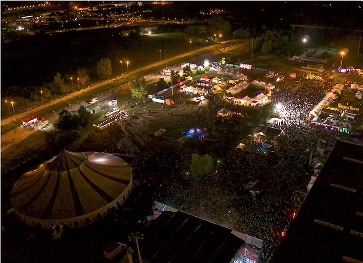 Fonte foto: sito ufficiale Home festival