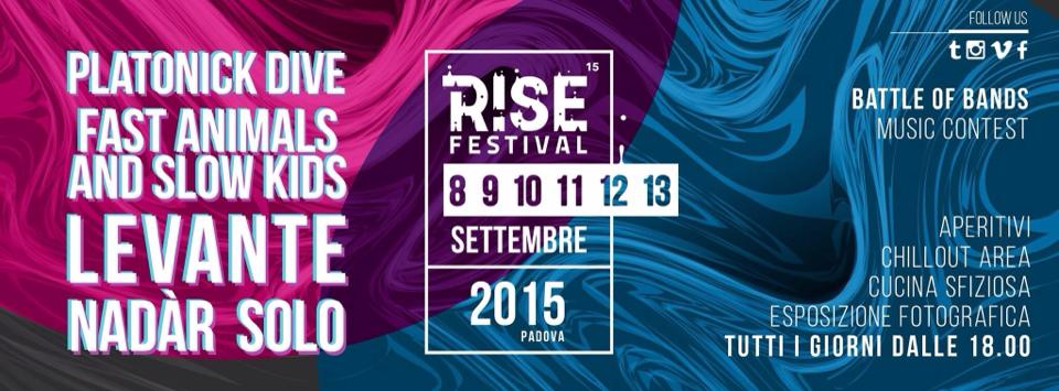 rise festival 2015