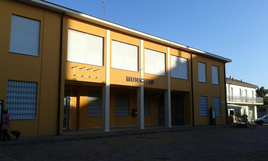 (Municipio Villa Estense. Fonte foto: Martina Melato)