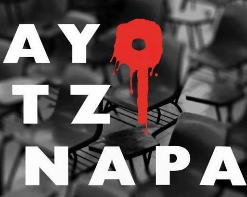 """""""Ayotzinapa, cronaca di un crimine di Stato"""" fonti: www.padovanabassa.it"""