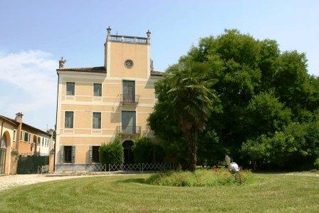 Villa Cesarotti a Selvazzano (Fonte foto: cinemaestivoselvazzano.it)