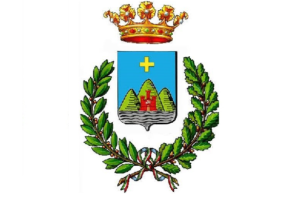 (L'ipotetico stemma del nuovo super Comune di Este)
