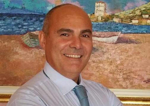 (Il consigliere comunale di Este Sergio Gobbo)