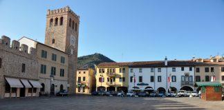 Piazza Mazzini - Monselice