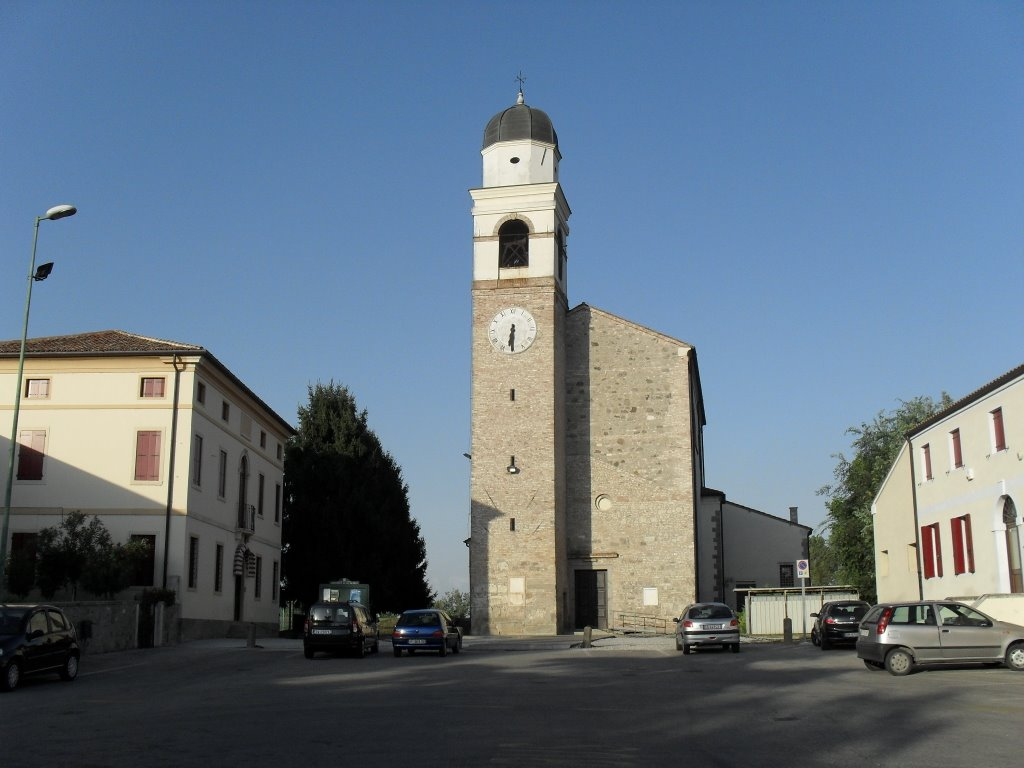 L'Auditorium San Michele a Selvazzano, che ospiterà la rassegna (Fonte foto: www.panoramio.com)