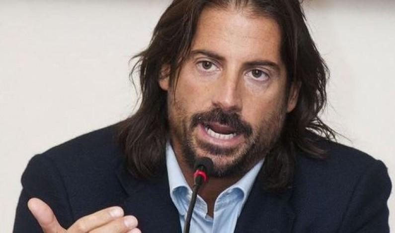 (Luca Claudio, attuale Sindaco di Abano. Fonte foto: www.abanopeople.it)