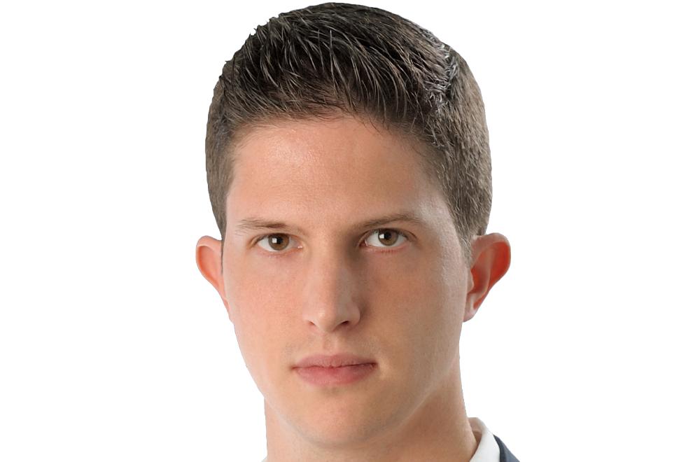 (Roberto Bazzarello, 28 anni, capogruppo di opposizione in Consiglio Comunale a Tribano)
