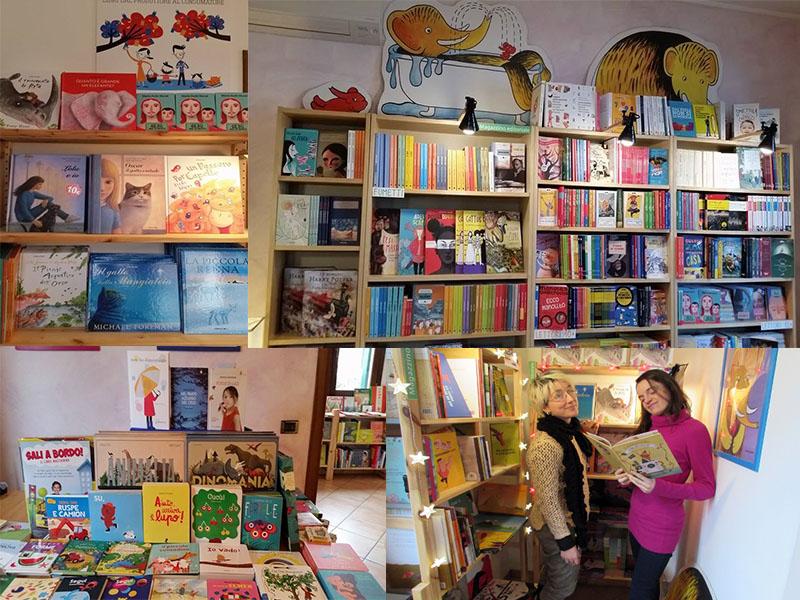 Monselice, Camelozampa Libreria Km 0