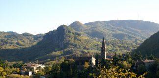 Veduta Parco dei Colli Euganei