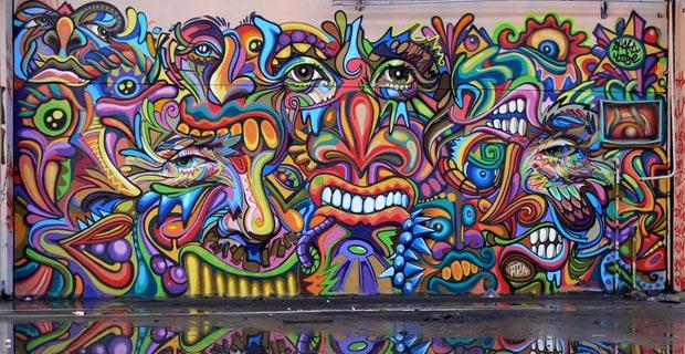 (Street art, foto di repertorio. Fonte: www.mimibondi.com)