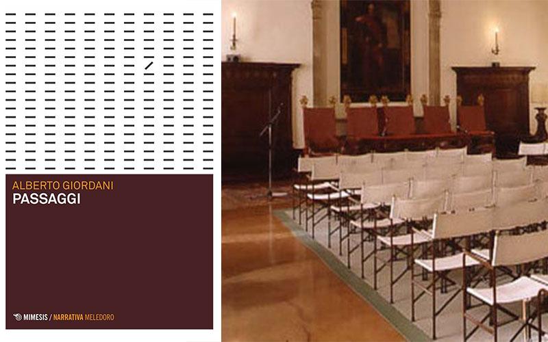 Monselice, presentazione libro Passaggi di Alberto Giordani