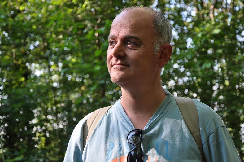 "(Massimo Guercini, autore de ""I miei sentieri"")"