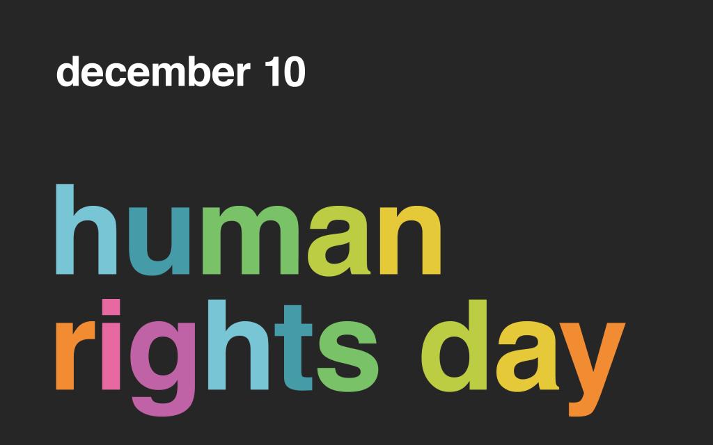 (Giornata Mondiale dei Diritti Umani. Fonte immagine: www.dailyroabox.com)
