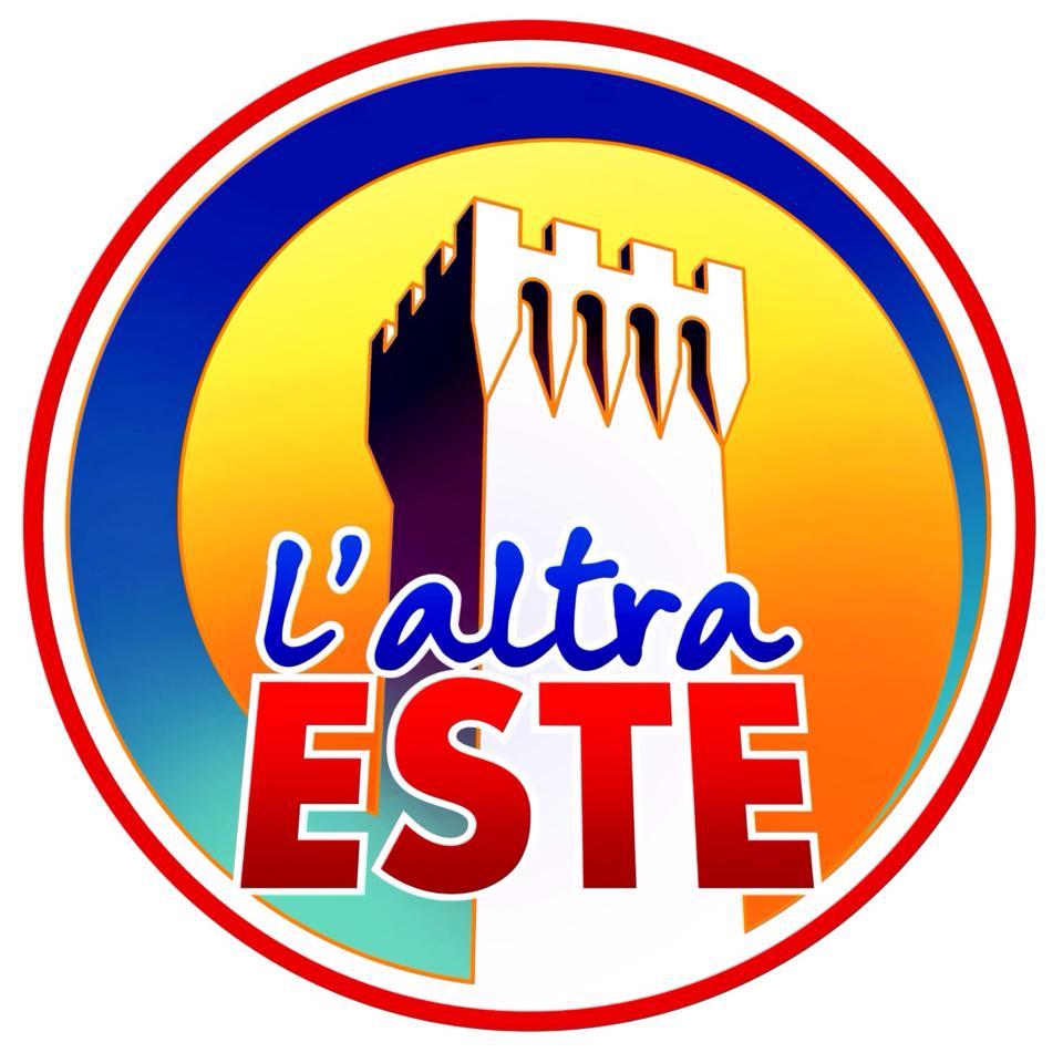 """Il logo di """"L'Altra Este"""""""