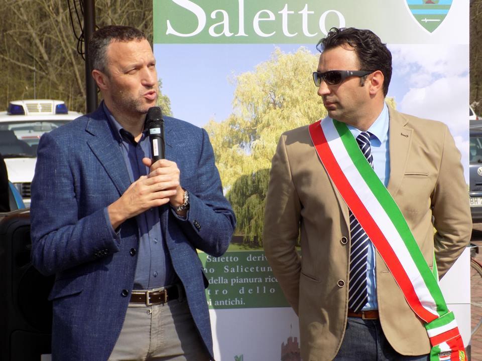 (L'intervento del presidente di Autostrada Brescia-Padova Flavio Tosi. © Estensione)