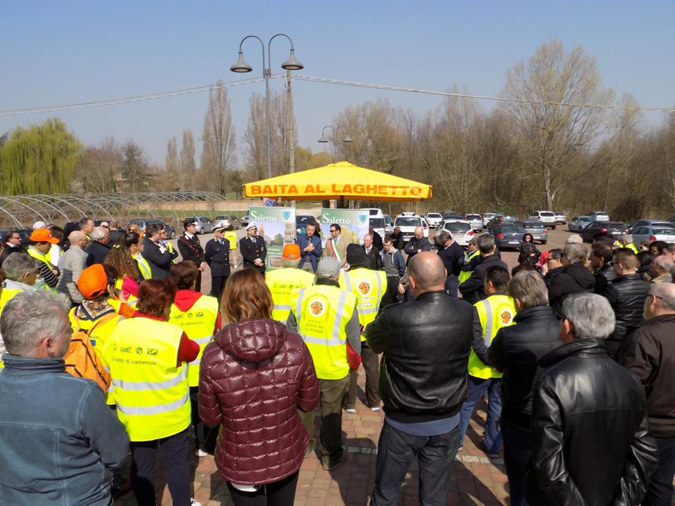 (La folla all'inaugurazione. © Estensione)