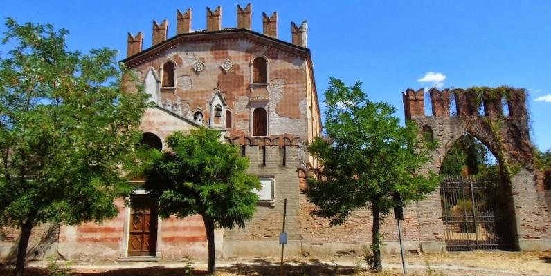 (Villa Miari Decumani a Sant'Elena. Foto: www.visitabanomontegrotto.com)