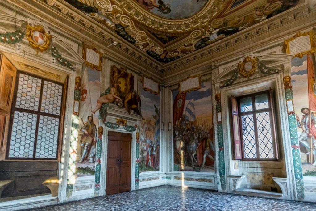 Fonte foto: castello del Catajo