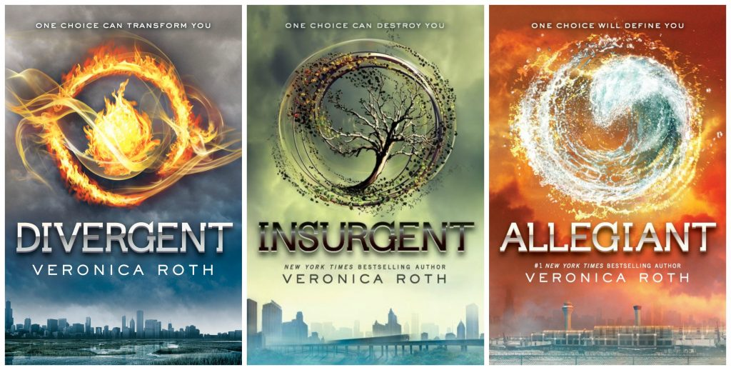 [Fonte: https://stephenroivelez.wordpress.com/2014/06/27/divergent-trilogy-by-veronica-roth]