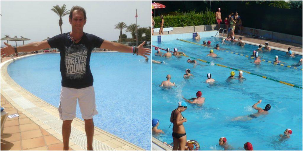 (L'ex gestore Marco Canova e le piscine di Casale di Scodosia)
