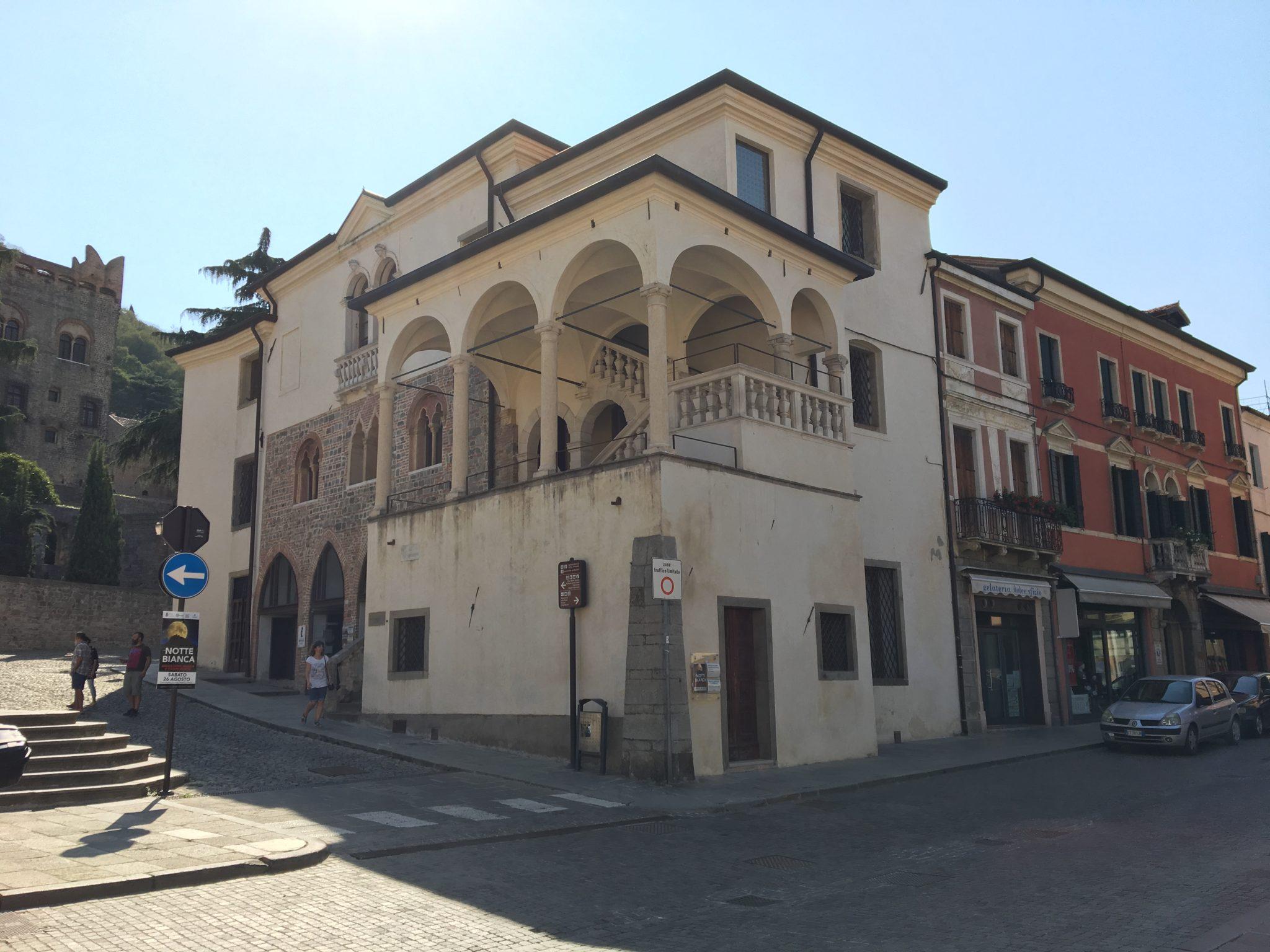 Area Ufficio Monselice.Turismo Numeri In Crescita A Monselice Estensione