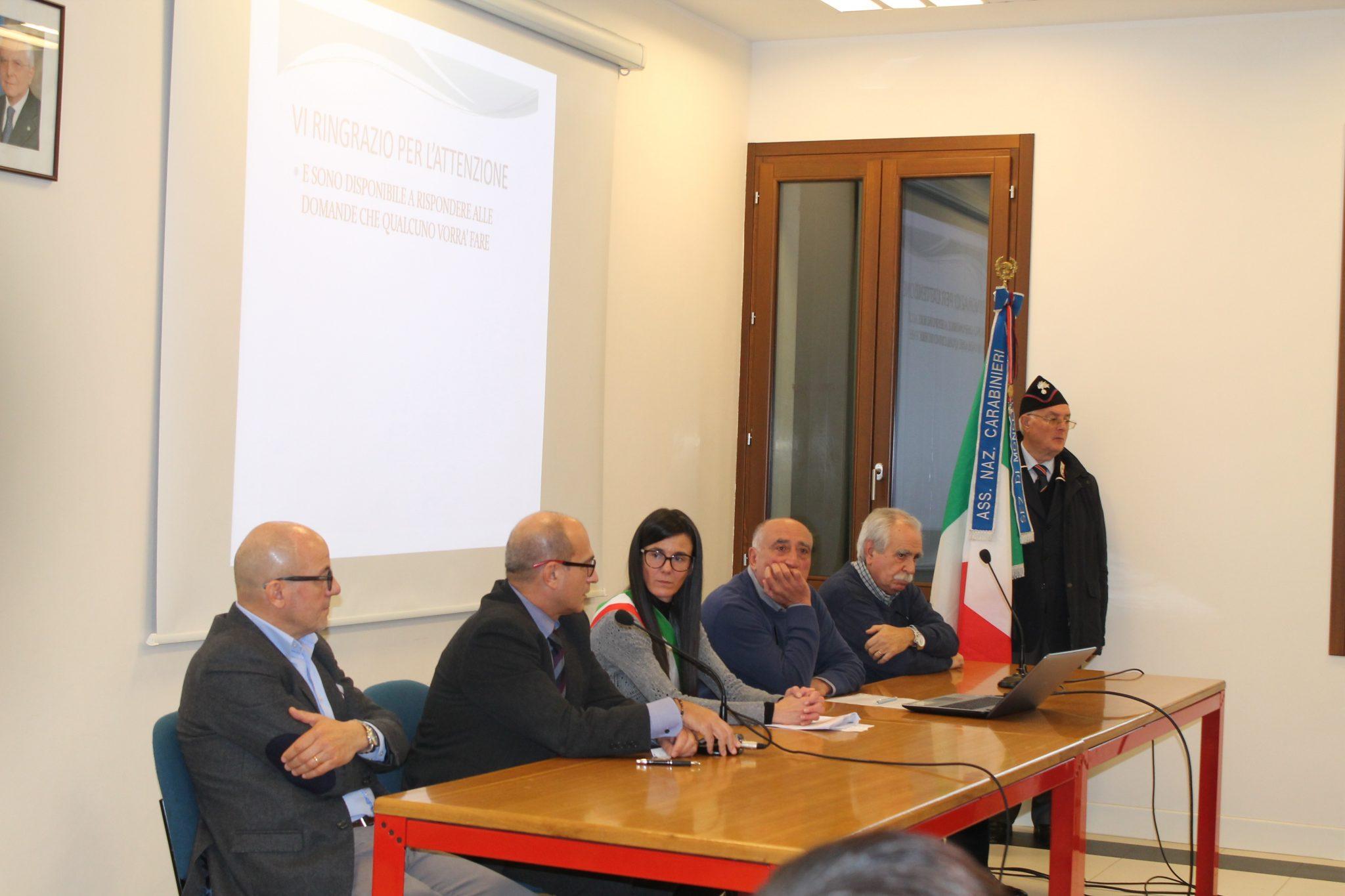 Conferenza Stampa di inaugurazione nuovo ambulatorio a Pozzonovo