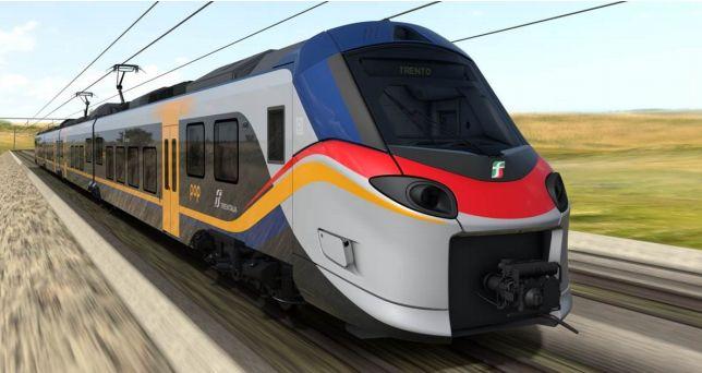 Treni regionali, il 91% è puntuale
