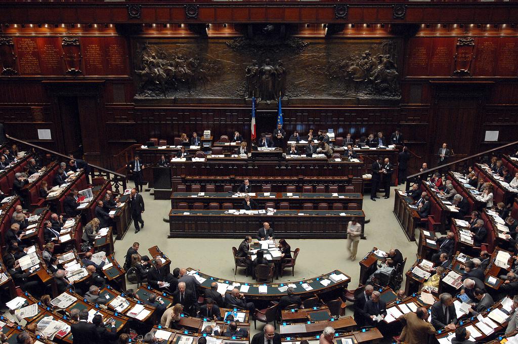 Come funziona il rosatellum bis la nuova legge for Camera dei deputati italia